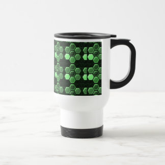 SEXAGON Buttons Elegant Decorations Coffee Mugs