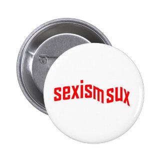 sexism sux Button