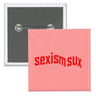 sexism sux Square Button
