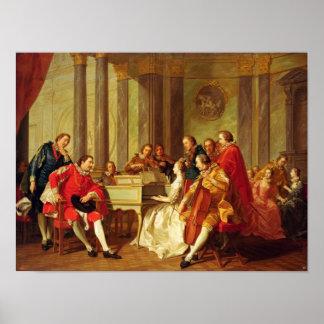 Sextet, 1768 poster