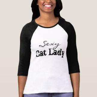 Sexy Cat Lady Tee