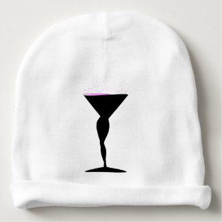 Sexy Champagne Glass Baby Beanie