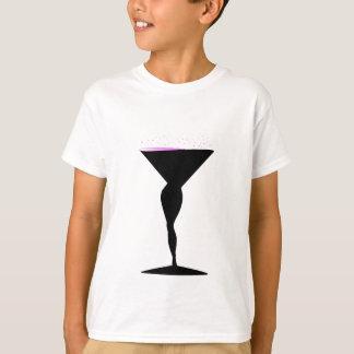 Sexy Champagne Glass T-Shirt