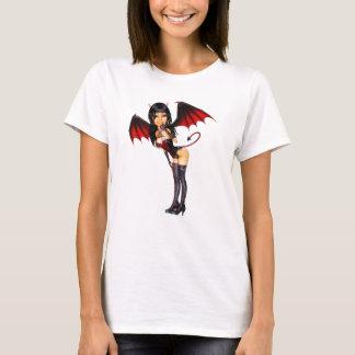 Sexy Devil Girl T-Shirt