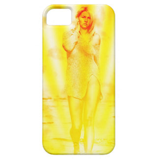 Sexy Girl in the Sea iPhone 5 Cover