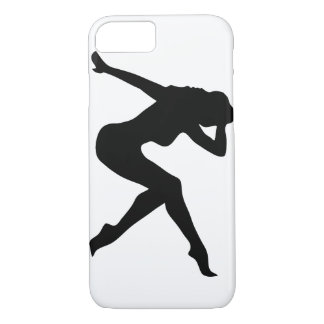 sexy girl_silhouette iPhone 8/7 case