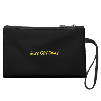 Sexy Girl Swag Wristlet Purses