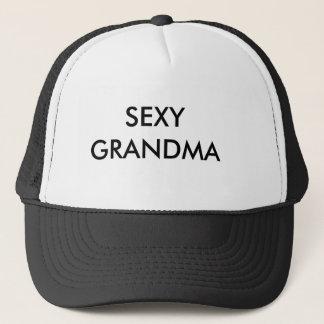 Sexy grandma national grandparents day trucker hat