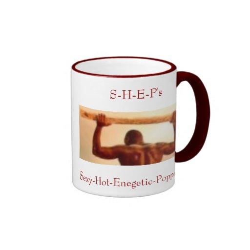 Sexy-Hot-Enegetic-Poppas ( S-H-E-P's) Coffee Mug