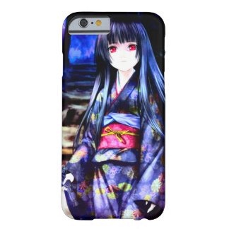Sexy Japanese Anime Princess Barely There iPhone 6 Case