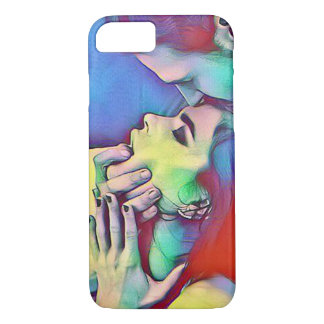 Sexy kiss iPhone 8/7 case