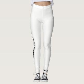 Sexy Leggings White