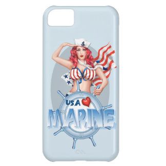 SEXY MARINE  CARTOON iPhone 5C  BT iPhone 5C Case
