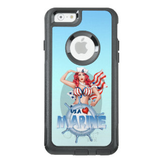 SEXY MARINE USA Apple iPhone 6  CS