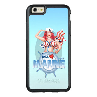 SEXY MARINE USA Apple iPhone 6 Plus  SS