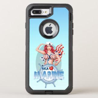 SEXY MARINE USA Apple iPhone 7 Plus   DS