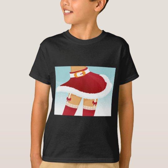 sexy mrs santa claus T-Shirt