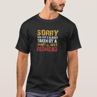 SEXY REDHEAD T-Shirt