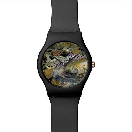 """Sexy Slagle Brown"" Wristwatches"