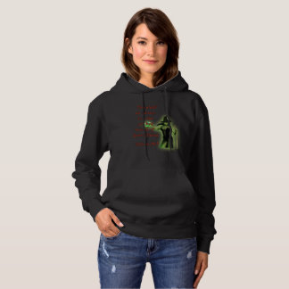 Sexy witch hoodie