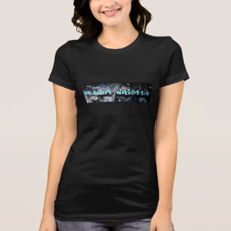 Sexy zombie pnutwhistle logo T-shirt