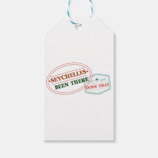 Seychelles Been There Done That Gift Tags
