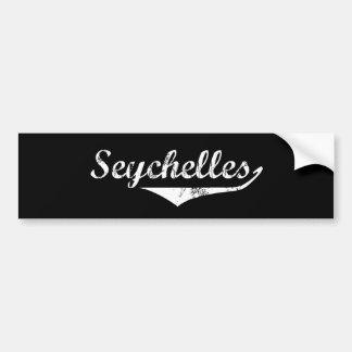 Seychelles Bumper Sticker
