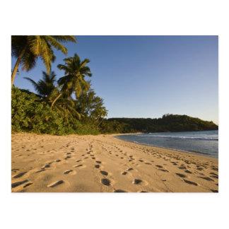 Seychelles, Mahe Island, Anse Takamaka beach, 2 Postcard