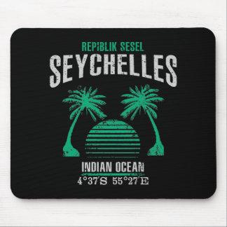 Seychelles Mouse Pad
