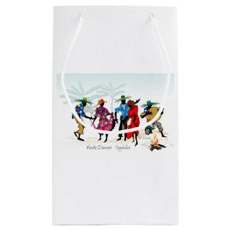 Seychelles Moutia Dancers Small Gift Bag