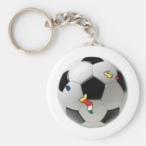 Seychelles national team keychain