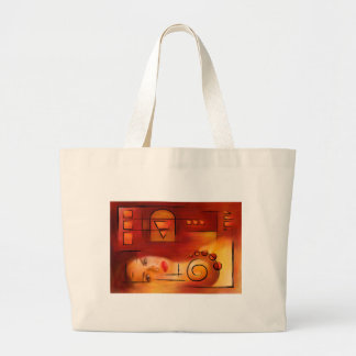 Seymeufor - the miracle large tote bag