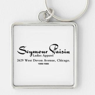 Seymour Paisin Ladies Apparel, Chicago, IL Key Ring