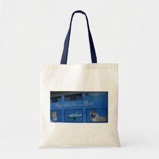SF Aquarium of the Bay Tote Bag