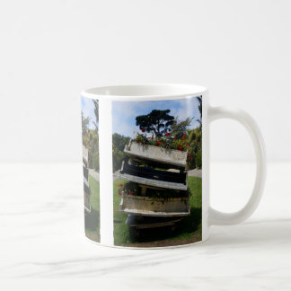 SF Botanical Garden Flower Piano Mug