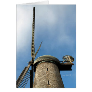 SF Dutch Windmill Card