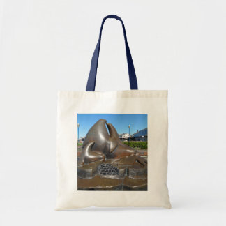 SF Guardians of the Gate Sculpture Tote Bag