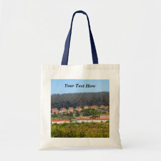 SF Inspiration Point Overlook Tote Bag
