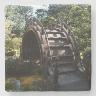 SF Japanese Tea Garden Drum Bridge Coaster