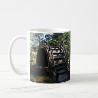 SF Japanese Tea Garden Drum Bridge Mug