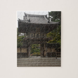 SF Japanese Tea Garden Entrance #2 Jigsaw Puzzle