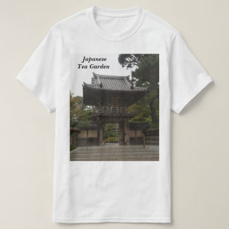 SF Japanese Tea Garden Entrance #2 T-shirt
