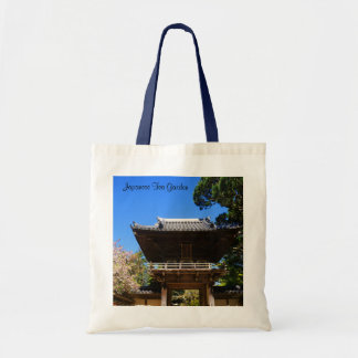 SF Japanese Tea Garden Entrance #4-2 Tote Bag