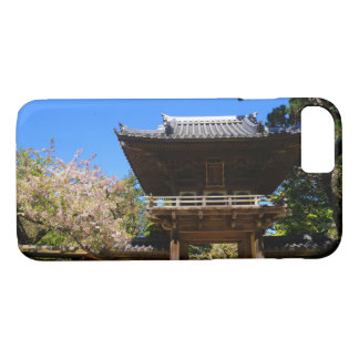 SF Japanese Tea Garden Entrance #4 iPhone Case