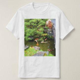 SF Japanese Tea Garden Koi Pond #3 T-shirt