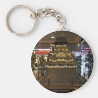 SF Japantown Osaka Castle Replica #2 Keychain