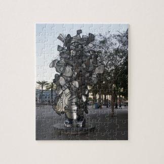 SF LaChiffonniere Sculpture #2 Jigsaw Puzzle