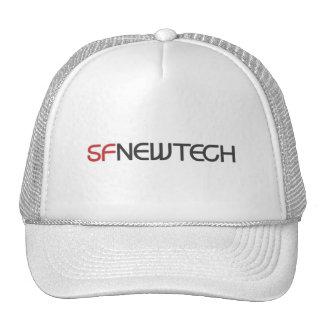 SF New Tech Lid Cap