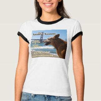 SF Region Ladies Ringer T Graphic T-Shirt