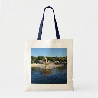 SF Rideout Memorial Fountain Tote Bag
